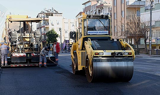 Muratpaşa'da yenileme çalışmaları başlıyor