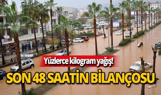 Son 48 saatte Antalya'da neler oldu?