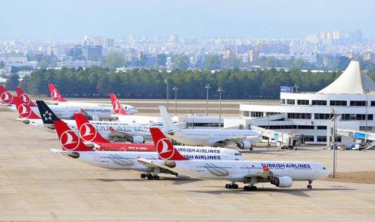 Türk Hava Yolları İngiltere'den Antalya'ya yeni bir hat açıyor