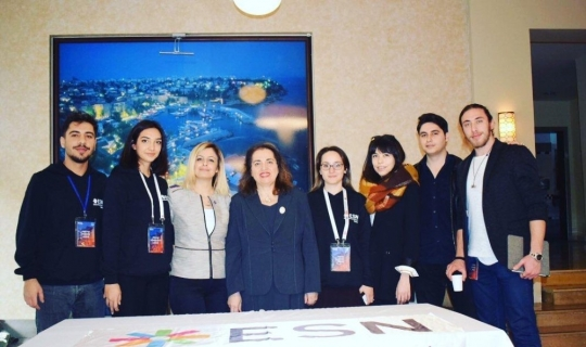 Akdeniz Üniversitesi Erasmus Toplantısına Ev sahipliği Yaptı
