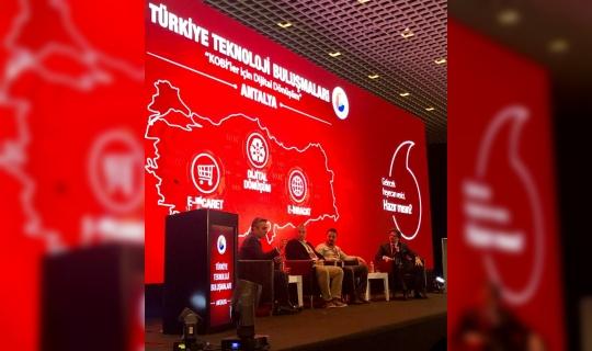 Antalyalı KOBİ'lere dijital dönüşüm anlatıldı