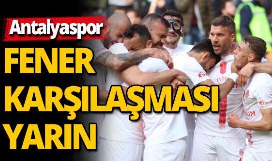 Antalyaspor ile Fenerbahçe 48. randevuda