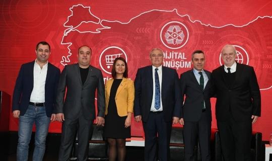 """ATSO Başkanı Çetin: """"Caddede mağazası olan dijital dünyada yer almalı"""""""