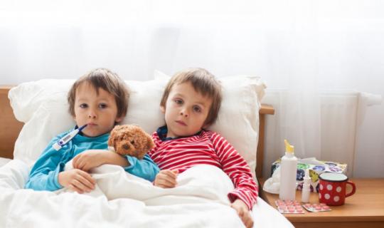 Çocuklardaki soğuk algınlığına dikkat!