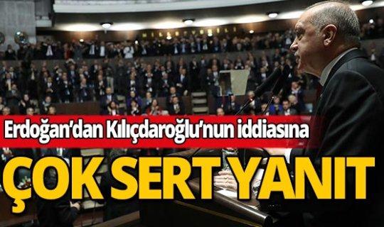 """""""FETÖ'nün siyasi ayağı Erdoğan'dır"""" sözlerine çok sert yanıt!"""