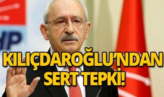 Kılıçdaroğlu'ndan Vefa Salman'ın görevden uzaklaştırılmasına sert tepki!