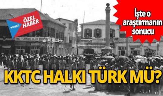 KKTC halkı Türk mü?
