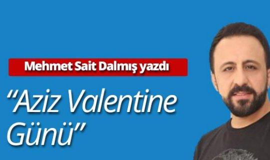"""Mehmet Sait Dalmış yazdı: """"Aziz Valentine Günü"""""""