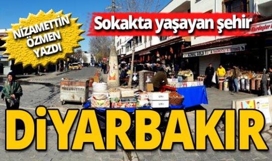 Kent Masalları: Diyarbakır