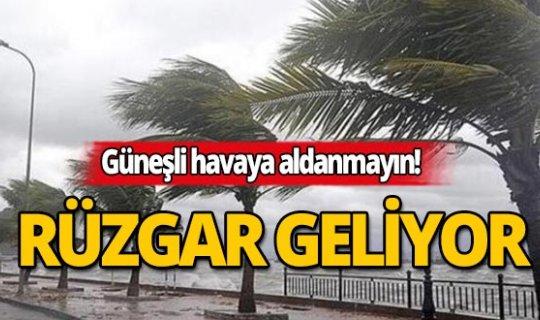 3 Mart 2020 Salı günü Antalya'da hava nasıl olacak?