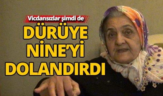 Antalya'da 72 yaşındaki kadını dolandırdılar