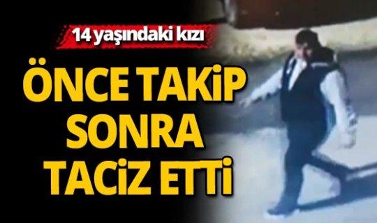 Antalya'da 14 yaşındaki kıza taciz iddiası!