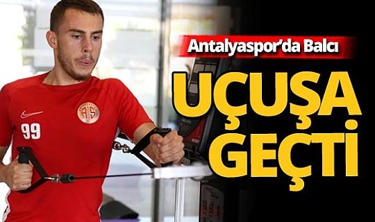 Antalyaspor'da, Balcı performansıyla göz dolduruyor