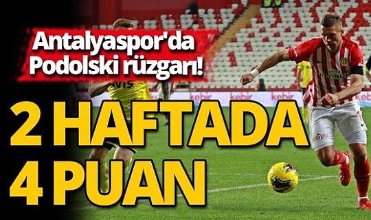 Antalyaspor'un yeni gözdesi...