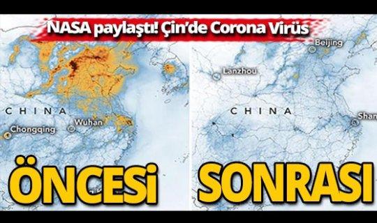 Çin'de corona virüs sonrası ilginç gözlem