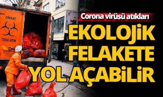 """ÇMO: """"Korona virüsü atıkları ekolojik felakete yol açabilir"""""""