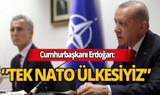 Cumhurbaşkanı Erdoğan ve NATO Genel Sekreteri Jens Stoltenberg'den ortak basın toplantısı!