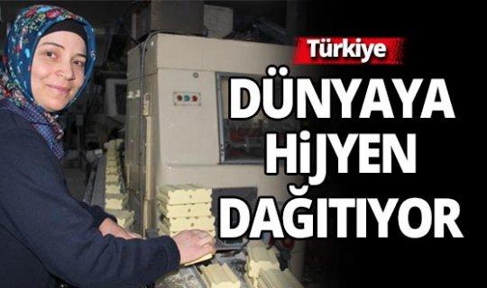 Dünya ülkelerinin Türkiye'den sabun talebi arttı