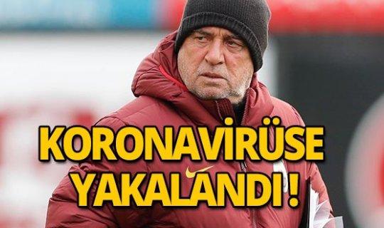 Fatih Terim koronavirüse yakalandı!