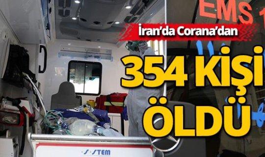 İran'da yeni tip koronavirüsten ölenlerin sayısı giderek artıyor