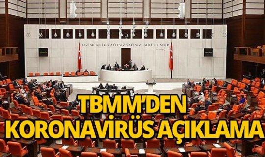 Meclis Hastanesine başvuranlar ile ilgili TBMM'den açıklama!