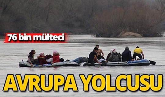 Türkiye'den ayrılan göçmen sayısında son durum
