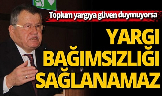 Yargıtay Başkanı İsmail Rüştü Cirit Antalya'da