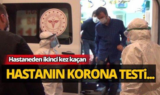 Antalya'da korona şüphelisi gençten iyi haber...