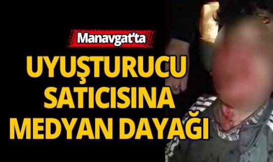 Antalya'da önce dövdüler sonra da...
