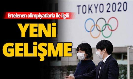 Aşı bulunursa olimpiyat yapılacak yoksa...