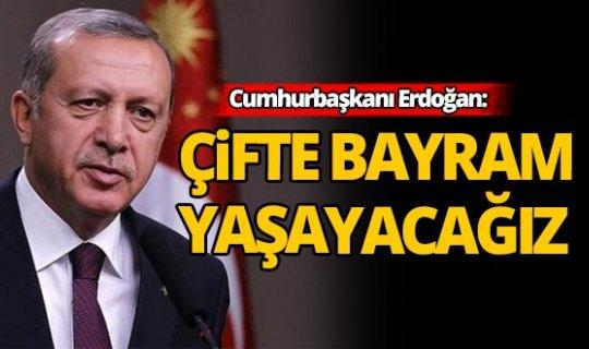 Cumhurbaşkanı Erdoğan: Bayram sonrası ülkemizin normal hayata geçişini hedefliyoruz