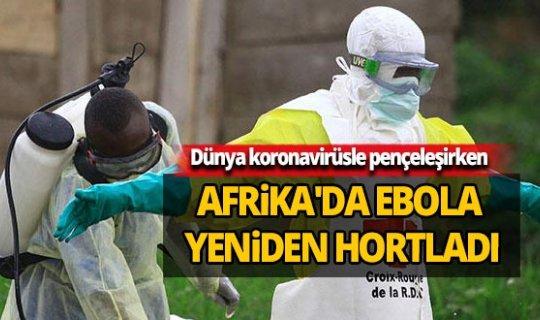 Tam bitti derken Ebola yeniden kendini gösterdi