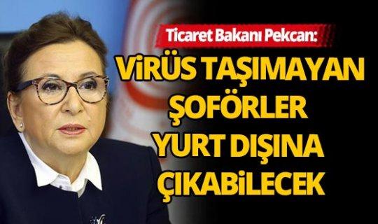Türk şöforleri ile ilgili önemli karar