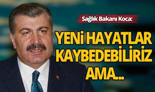 Koronada Türkiye'de ölüm oranı belli oldu
