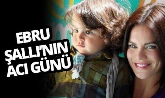 Son dakika! Ebru Şallı'nın 8 yaşındaki oğlu hayatını kaybetti