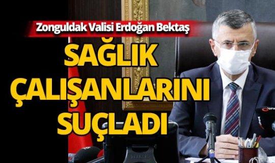 Zonguldak valisinin büyük ayıbı!