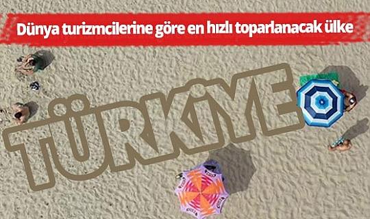 45 ülke turizm temsilcilerine yönelik anket yapıldı! Türkiye birinci sırada çıktı...