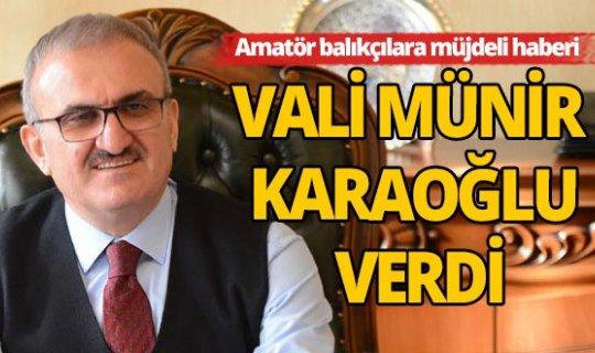 Antalya Valisi Karaloğlu: Çoktandır beklenen müjdeyi veriyoruz!