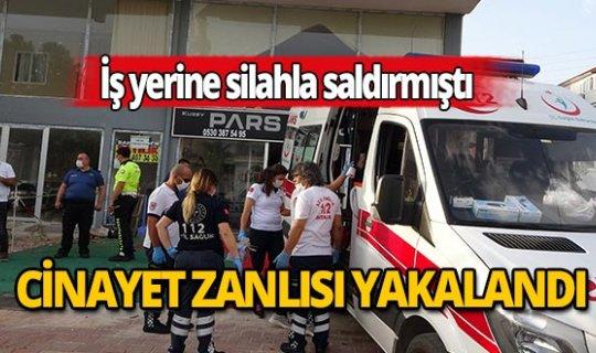 Antalya'daki cinayetin zanlısı yakalandı