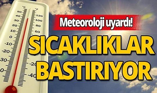 Antalyalılar dikkat: Meteorolojiden sıcak hava dalgası uyarısı