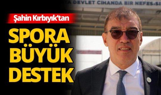 Kırbıyık Holding'ten Kadınlar Futbol Ligi'ne büyük destek