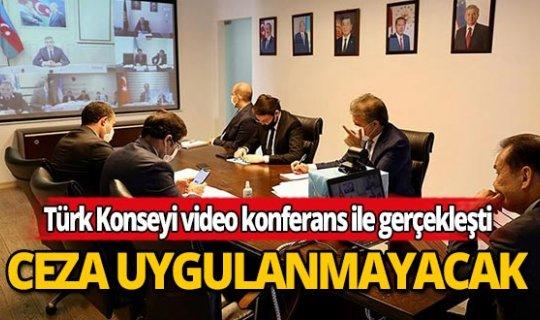 Türk Konseyi ülkeleri salgın dönemindeki oturma izni ihlallerinde ceza uygulamayacak