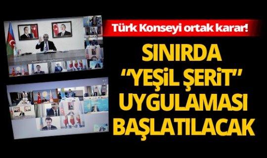 Türk Konseyi'nden önemli ekonomik kararlar