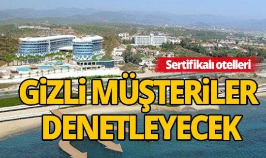 Türk otellerine üçlü koruma sistemi