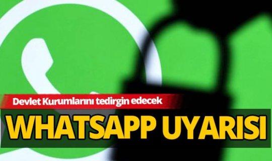 WhatsApp uyarısı: O uygulamayı sakın kullanmayın!