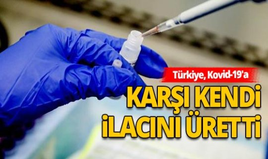 Bakan Varank'tan Kovid-19'a karşı ilaç müjdesi
