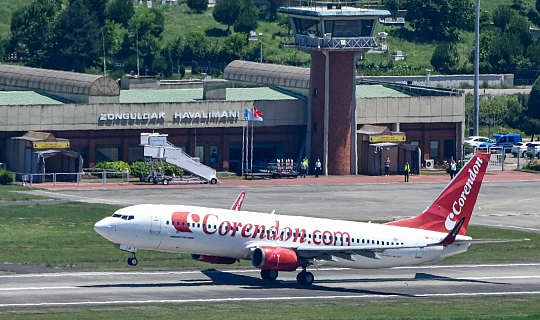 CorendonAirlines CEO'su Yıldıray Karaer umut verdi