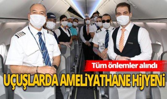 Uçuşlarda ameliyathane hijyeni