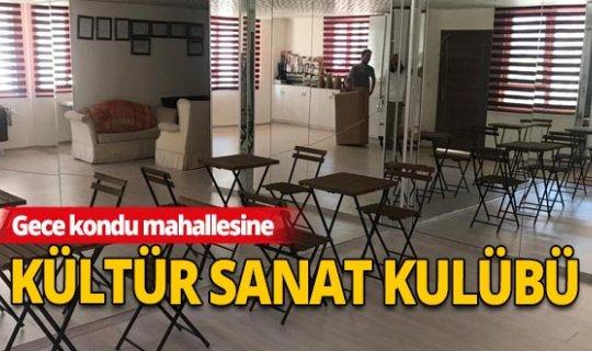 Al Yazma Gençlik Spor Kulübü Antalya'da açıldı
