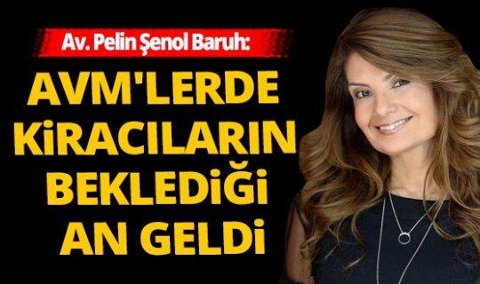 Av. Pelin Şenol Baruh yazdı: AVM'lerde ne olmuştu, şimdi ne olacak?